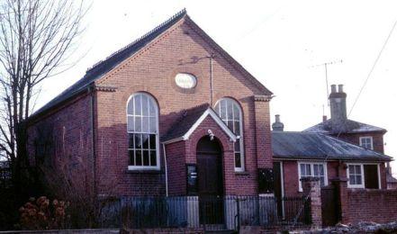 Oakley chapel