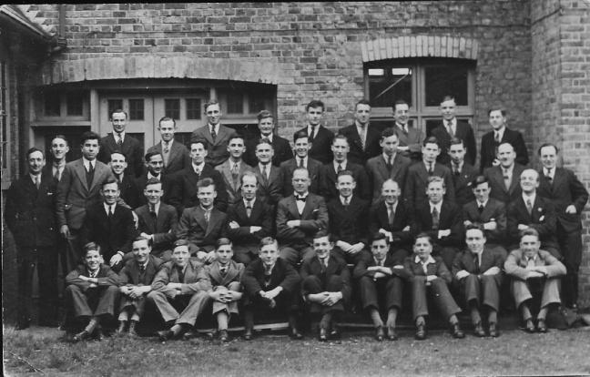 Ch St men's class