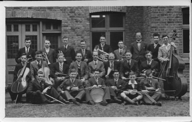 Ch St Meth musicians