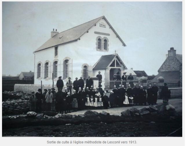 Lesconil, Bethel