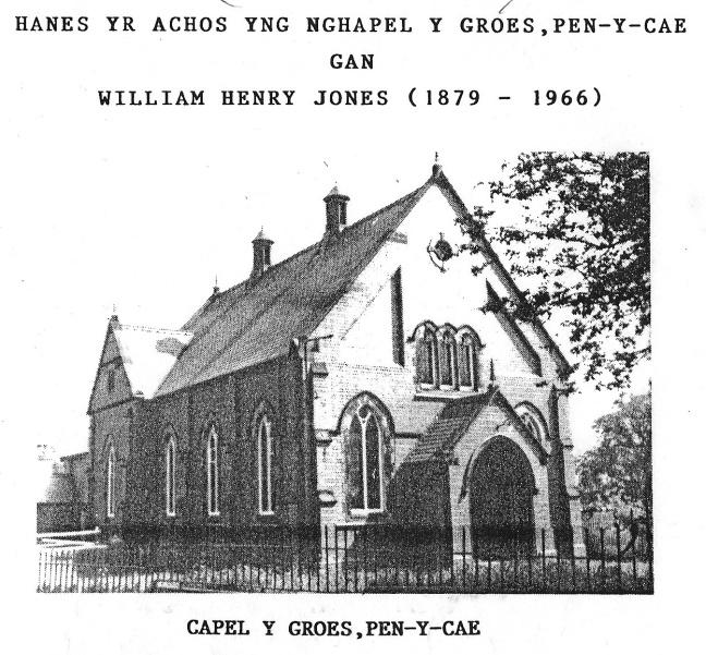 Groes CM Penycae 1905 1st chapel was 1863.jpg